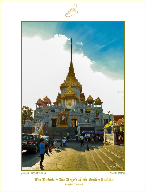 Wat Traimit - The Temple of The Golden Buddha